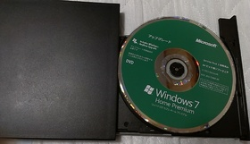 64bit版Windows7 Home Premium